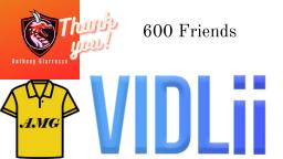 Anthony Giarrusso Has 600 Friends On Vidlii