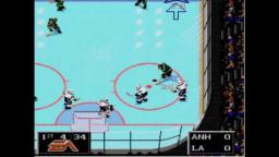 NHL 94 - Game - Sega Genesis Gameplay