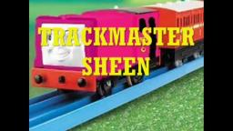 Sheen the Pink Narrow-Gauge Diesel In Thomas Merchandise