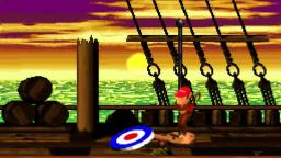 donkey kong country 2 secret ending