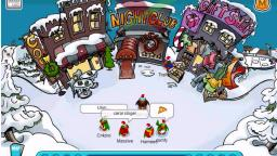Club Penguin - Christmas 2005!