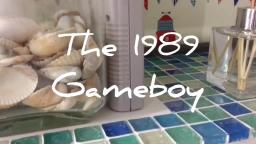 The Nintendo Gameboy, 30 Years later!