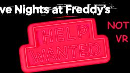 Five Nights at Freddys! Help Wanted NON-VR Teaser