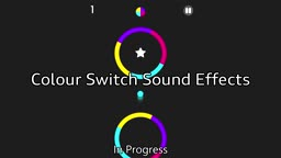 Every SFX in Color Switch