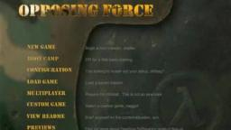 Half-Life: Opposing Force - Bust and Tunnel