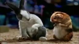 Super Bowl Blockbuster Mouse Commercial