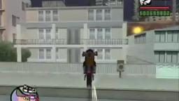 GTA San Andreas NRG-500 Bike Stunts