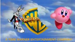 Bugs Bunny Warner Bros Family Entertainment: Kirby Eat Logo is Watch