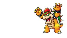 Oh no its bowser