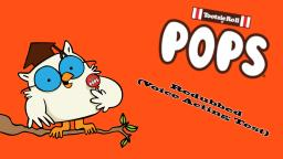 Tootsie Pop Commercial Redubbed (Voice Acting Test)