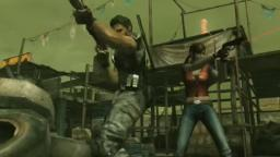 Nintendo 3DS Trailer - Resident Evil: The Mercenaries 3D