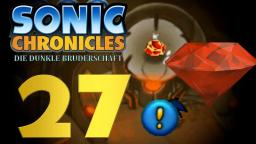 Lets Play Sonic Chronicles Part 27 - Der erste Emerald