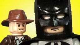 Lego Batman - Indiana Jones Movie 3
