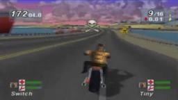 Childhood Games 2 - Road Rash Jailbreak (PS1)