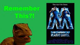 Do you remember The Super Mario Bros. Movie?!