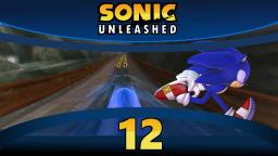 Lets Play Sonic Unleashed [Wii] (100%) Part 12 - Mit Turbo durch China