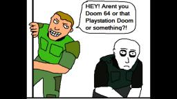 Pc Doom and Playstation Doom