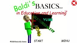 Intro (EU version) - Baldis Basics in Education and Learning