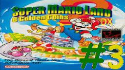 Let´s Play Super Mario Land 2 SgC DX (Deutsch)  - Teil 3 Großer Horror in der Pumpkin-Zone!