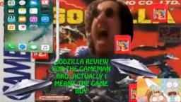 Ralph Reviews - Godzilla on the 7s I mean Gameboy (Episode 10)