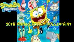 Spongebob Squarepants 20th Anniversary SPEEDPAINT