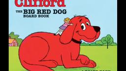 CLIFFORD THE BIG RED DOG STOPS A BANK ROBBERY