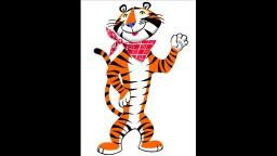Tony The Tiger - In The Garden