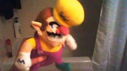 Wario dies from constipation