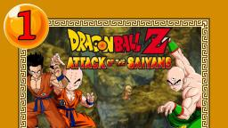 Lets Play Dragonball Z Attack of the Saiyans Part 1 - Die Abschlussprüfung