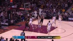Cavs vs warriors nba finals game 3 June 6 2018