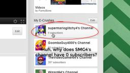 RIP SMG4s channel.
