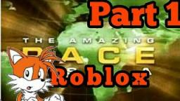 The Amazing roblox race #1