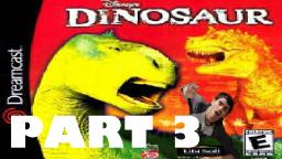 Charlie plays Disneys Dinosaur video game! Part 3