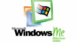 Windows ME boot screen