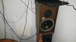 Cambridge A1Mk3 stereo amplifier Q Acoustics 1030 Speakers V Kenwood KA-3020SE celestion county