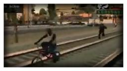 GTA- San Andreas - Nigga Stole My Bike