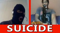 Omegle Cosplayers & Suicidal Maniac On Omegle