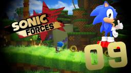 Lets Play Sonic Forces [Switch] Part 9 - Die gute alte Green Hill Zone