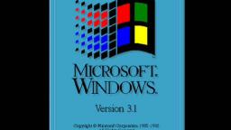 windows 3.1 startup and shutdown sound