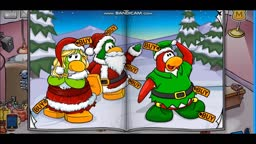 Club Penguin Rewritten December Pin and Clothing Catalog Secrets