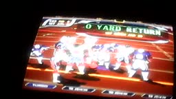 NFL Blitz 2001 Gameplay On The Nintendo 64