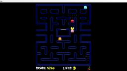 Pacman Online Flash Game
