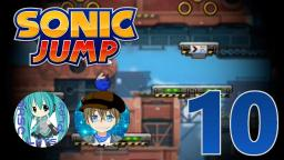 Lets Play Sonic Jump [Android] Part 10 - Die Mechanical Zone