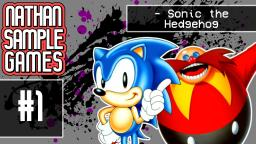 Old Uncle Segington - Sonic the Hedgehog (Genesis) #1 │Nathan Sample Games