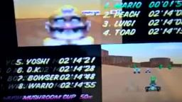 I Am The Undefeatable Mario Kart 64 Champion
