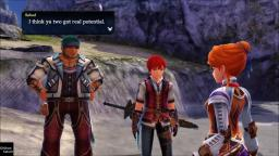 Ys VIII - Fishing - PS4 Gameplay