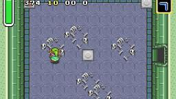 THE LEGEND OF ZELDA - LINK TO THE PAST  / GAME-BOY ADVANCE!