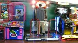 *Reupload* Adam Lanza playing DDR video 2