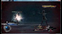 Final Fantasy XIII-2 - Battle - PC Gameplay