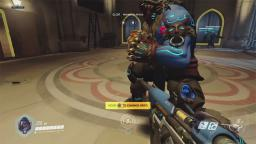 that one time they had adult emotes in Overwatch..